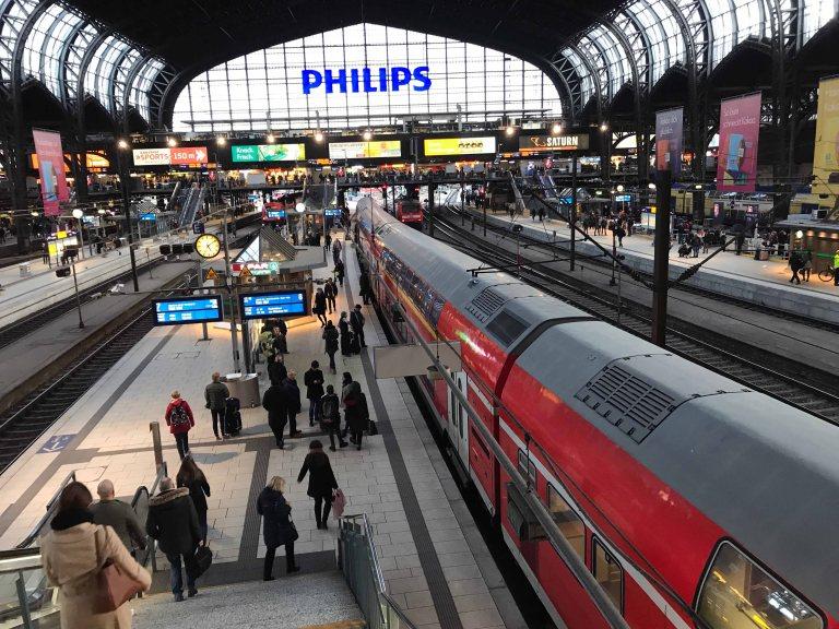 1 Hampuri Interrail Junalla Italiaan Maata pitkin matkailu blogi matkablogi