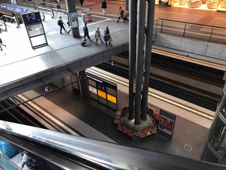 1 hauptbahnhof berlin