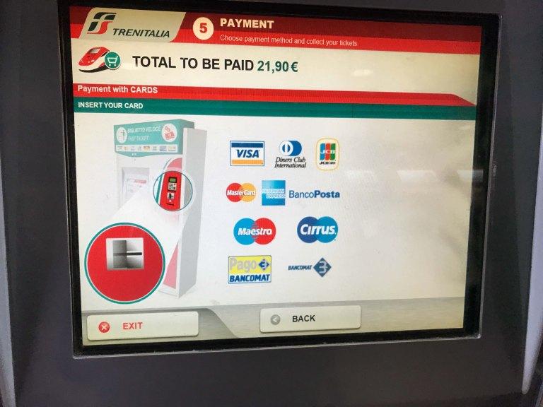 1 matkakassa Interrail Junalla Italiaan Maata pitkin matkailu blogi matkablogi