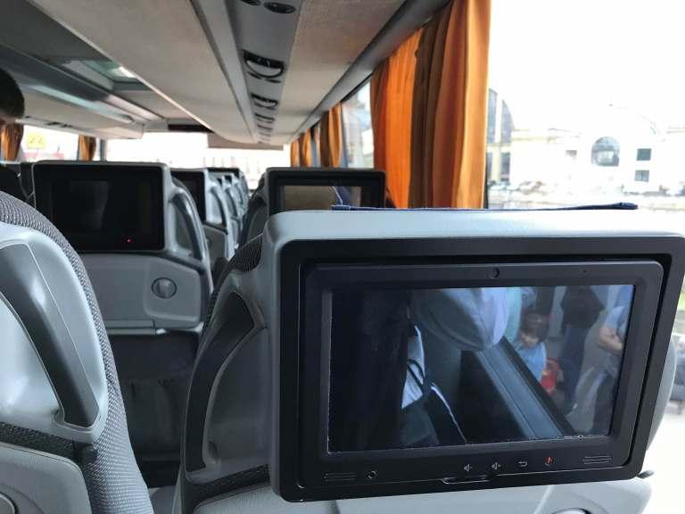 Hetkeen pysähtynyt blogi Interrail Italiaan Bussilla Berliiniin Ecolines