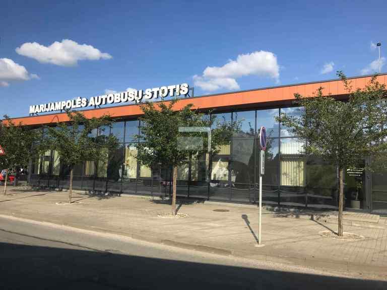 Hetkeen pysähtynyt Bussilla Tallinnasta Berliiniin Marijampole